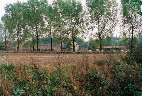 Nieuwenhove vanuit het noorden.