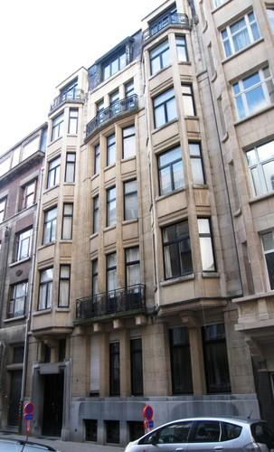Antwerpen Consciencestraat 4