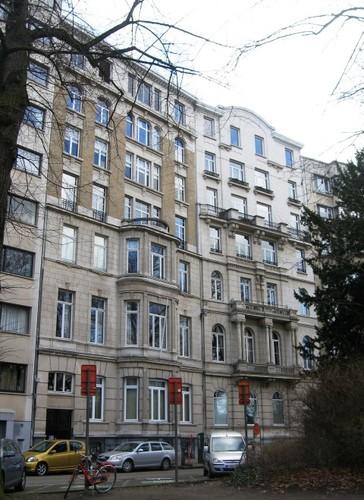 Antwerpen Prins Abertlei 23-24
