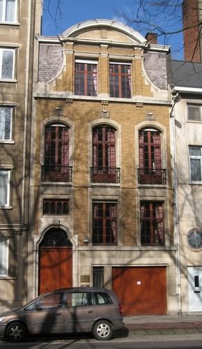 Antwerpen Belgiëlei 192
