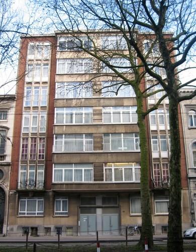 Antwerpen Belgiëlei 93