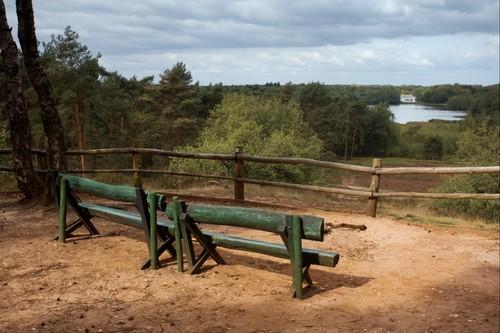 Vijvergebied tussen Laambeek en Slangebeek