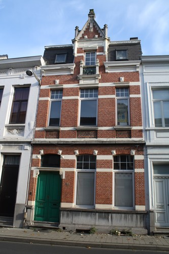Antwerpen Wolfstraat 8