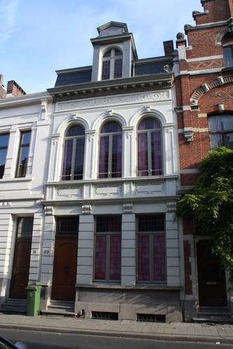 Antwerpen Wolfstraat 20