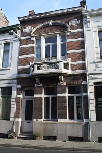 Antwerpen Wolfstraat 24