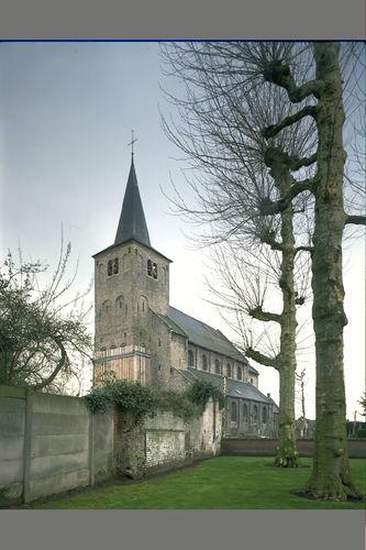 Oudenaarde Ename Enameplein zonder nummer Sint-Laurentiuskerk