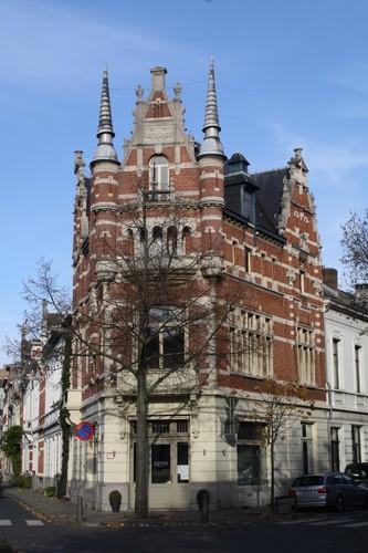 Antwerpen Door Verstraetenplaats 4