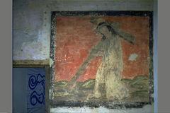 Muurschildering Onze-Lieve-Vrouwhospitaal