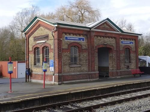 Oosterzele Stationsstraat 72 Overzijde van het spoor