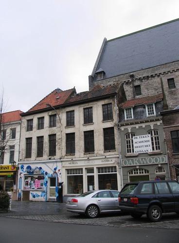 Oudenaarde Hoogstraat 7, 5, 3