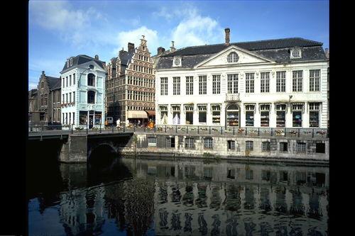 Gent Kleine Vismarkt 2-4