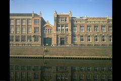 Textielbedrijf Filature du Nord, later rijkswachtkazerne