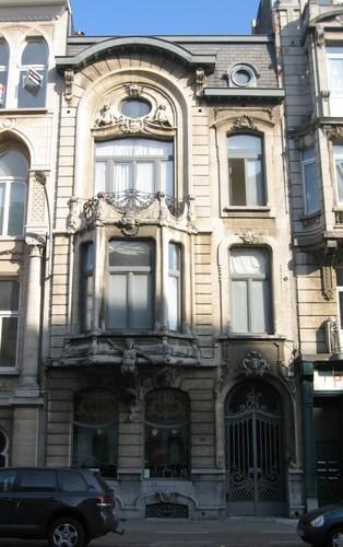 Antwerpen Plantin en Moretuslei 69