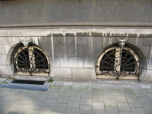 Antwerpen Hemelstraat 12-14 keldermonden