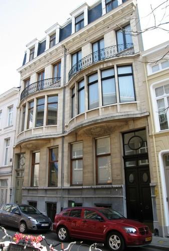 Antwerpen Hertoginstraat 46-48