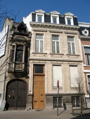 Antwerpen Sint-Vincentiusstraat 10