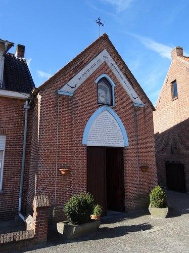 Stekene Pannenhuisstraat zonder nummer Kapel Onze-Lieve-Vrouw ten Troost