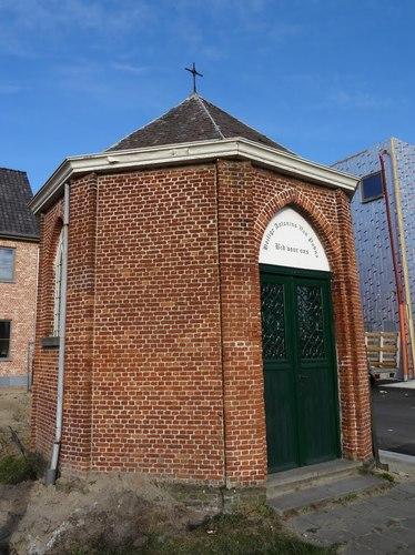 Sint-Gillis-Waas Zandstraat zonder nummer Heilige Antoniuskapel