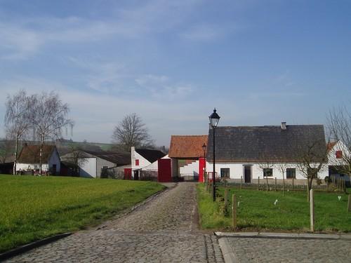 Hof ten Hove met watermolen