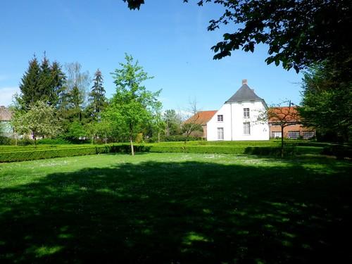 Westerlo Sint-Lambertusstraat 4 - tuin