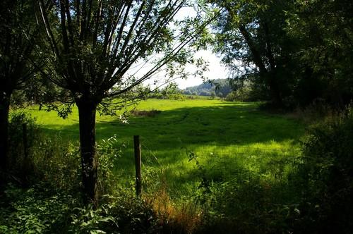 Oudenaarde Mullem Korte Aststraat vallei van de Rooigembeek