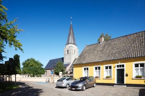 Oudenaarde Mullem Mullemstraat dorpsplein