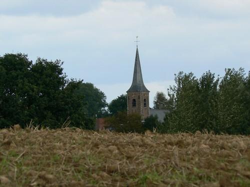 Zwalm Kerkstraat 31 parochiekerk