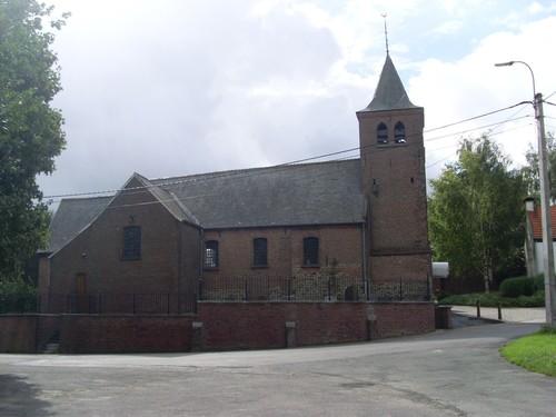 Maarkedal Kerkemstraat zonder nummer parochiekerk van Kerkem