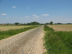 Vallei van de Cotthembeek met omringende kouters