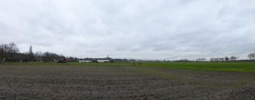 Landbouwlandschap rond Stabroek