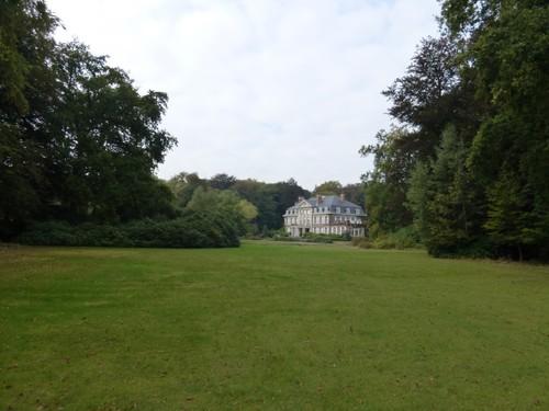 19 Neoclassicistisch kasteel Wolvenbos
