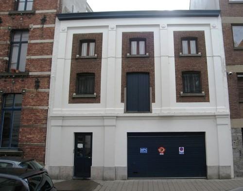 Antwerpen Isabellalei 4 pakhuis