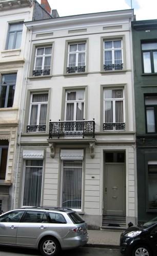 Antwerpen Isabellalei 38