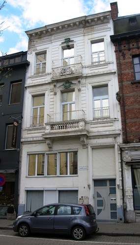 Antwerpen Isabellalei 4