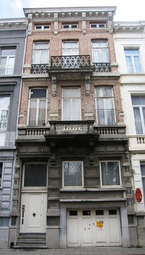 Antwerpen Isabellalei 77