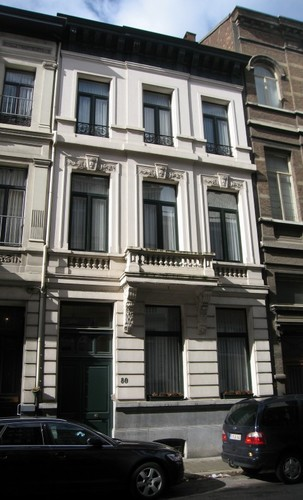 Antwerpen Isabellalei 80