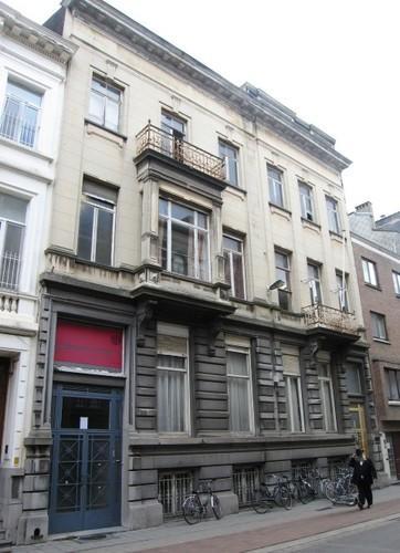 Antwerpen Isabellalei 81-83