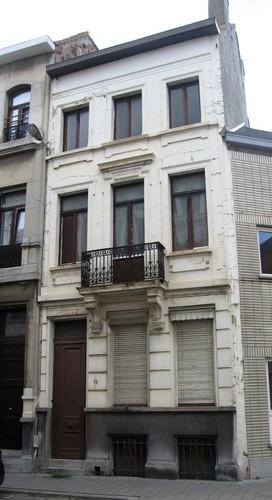 Antwerpen Sint-Vincentiusstraat 15