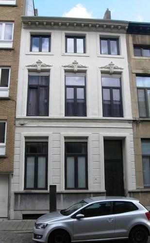 Antwerpen Sint-Vincentiusstraat 71