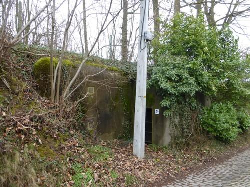 Overijse Mommaertsstraat zonder nummer bunker