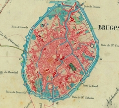 Historische stadskern van Brugge