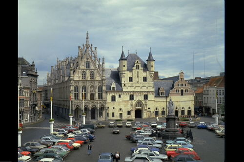 Mechelen Grote Markt 20-21-22
