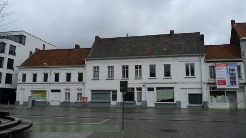 Deinze Markt 89-99