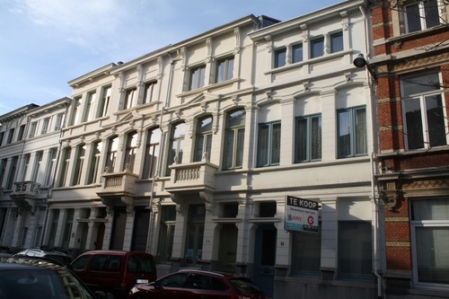 Antwerpen Nottebohmstraat 15-21