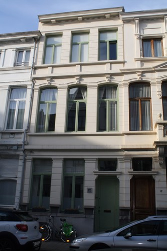 Antwerpen Nottebohmstraat 17