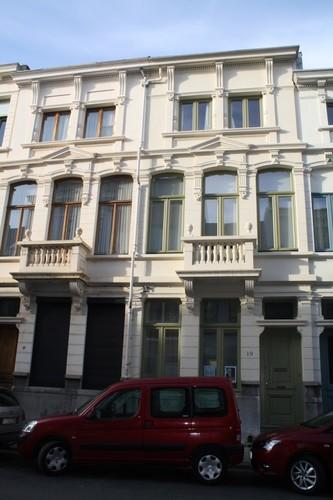 Antwerpen Nottebohmstraat 17-19