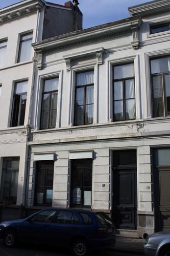 Antwerpen Nottebohmstraat 27