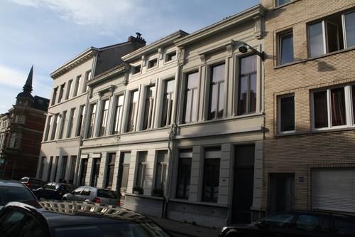 Antwerpen Nottebohmstraat 27-31