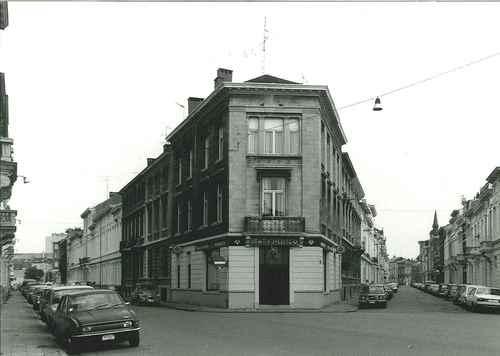 Antwerpen Walvisstraat 1 Lange Van Ruusbroecstraat