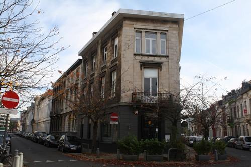 Antwerpen Walvisstraat  1/ Lange Van Ruusbroeckstraat 80-84